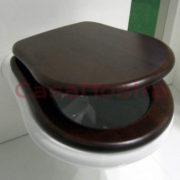 Сидение для унитаза KERASAN Flo Slim+Soft close 318704