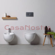 Унитаз KERASAN 441501 + Soft-close