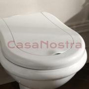 Сидение для унитаза KERASAN Retro+soft close 108901