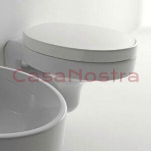Сиденье для унитаза KERASAN Cento Ovale+Soft-close 358801