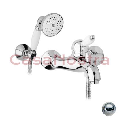 Смеситель для ванны с лейкой BIANCHI Elite VSCELT200400 CRМ