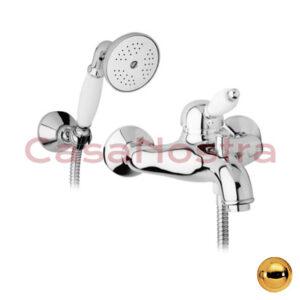 Смеситель для ванны с лейкой BIANCHI Elite VSCELT200400 ORO