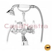 Смеситель для ванны с лейкой BIANCHI First VSCFRS102300 ORO