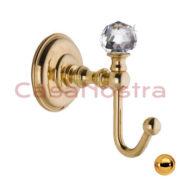 Держатель для полотенец GLIONNA Bagno Oxford OX210 gold