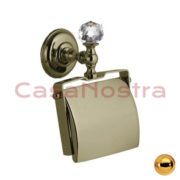 Держатель для туалетной бумаги GLIONNA Bagno Oxford OX208 gold