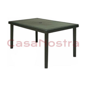 Стол GRANDSOLEIL Rectangular Table Gruvyer S7156A