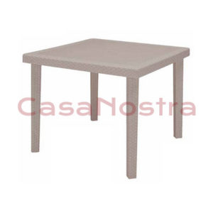Стол GRANDSOLEIL Square Table Gruvyer S7086A