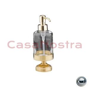 Дозатор для мыла GLIONNA Bagno Bellagio BEL212D chrome
