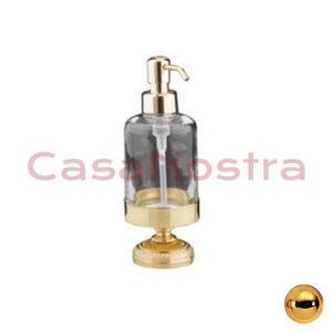 Дозатор для мыла GLIONNA Bagno Bellagio BEL212D gold
