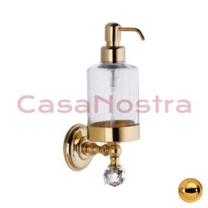 Дозатор для мыла GLIONNA Bagno Vera V203-D gold