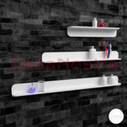 Полка для ванны iStone Cube Shelf WD0141