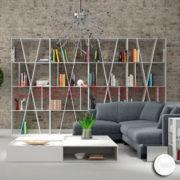 Пенал iStone Cube Bookcase WD06003