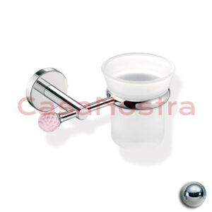 Стакан для зубных щеток<br> SANCO<br> A3-Z10-10801 Pink
