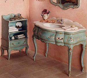 мебель для ванной фабрики Bianchini&Capponi