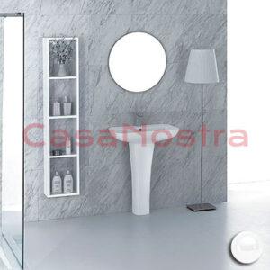 Набор умывальник с колонной Olympia Ceramica Clear