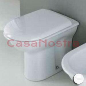Набор унитаз с крышкой и биде напольное Olympia Ceramica Federica