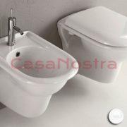Набор унитаз с крышкой и биде подвесное Olympia Ceramica Federica