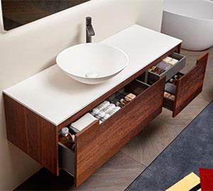 Мебель для ванных комнат фабрики Antonio Lupi (Италия)