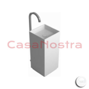 Умывальник iStone Cube washbasin WD38339 Matte White
