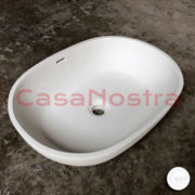Умывальник iStone Moira washbasin WD38388 Matte White