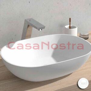 Умывальник iStone Moira washbasin WD38564 Matte White