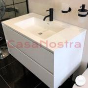 Тумба под умывальник iStone Illumina Main Cabinet WD2931-0F Matte white