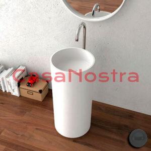 Умывальник iStone Coleen washbasin WD38374 Matte Black