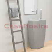 Полотенцесушитель лестница NIC Design Scala 019 402