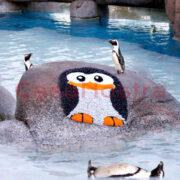 Коврик пингвин Pingui 1314