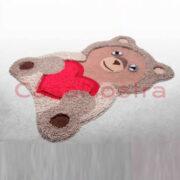 Коврик медведь Teddy 1616
