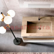 Набор для ванной комнаты Eurodesign figi comp 03